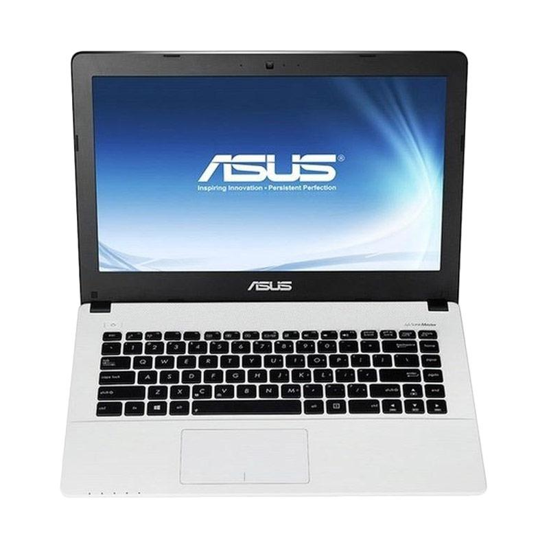 Asus X441UA-WX098D Notebook - White [14 Inch/i3-6006U/4GB]