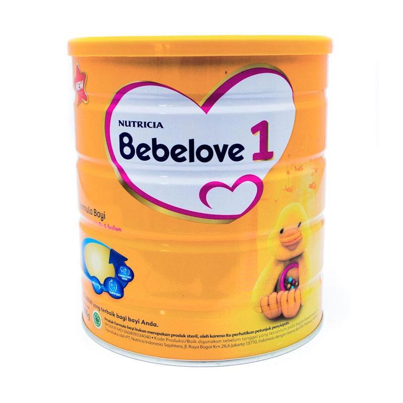 Bebelove 1 Bebenutri Susu Formula Bayi [800 g]
