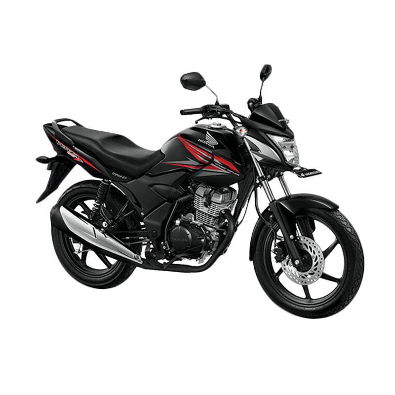 harga Honda Verza 150 CW Sepeda Motor - Masculine Black Blibli.com