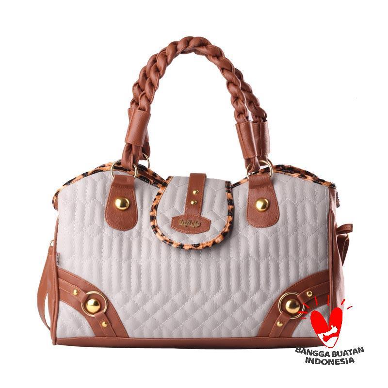 Inficlo Virotex Choco SKS 549 Shoulder Bag