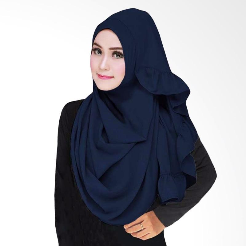 Kus Group Sarah Hijab Instant - Navy