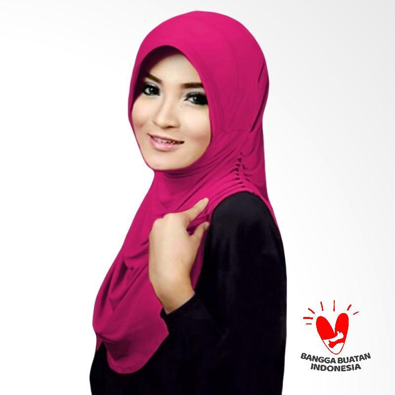 Milyarda Hijab Instant Rumana - Pink