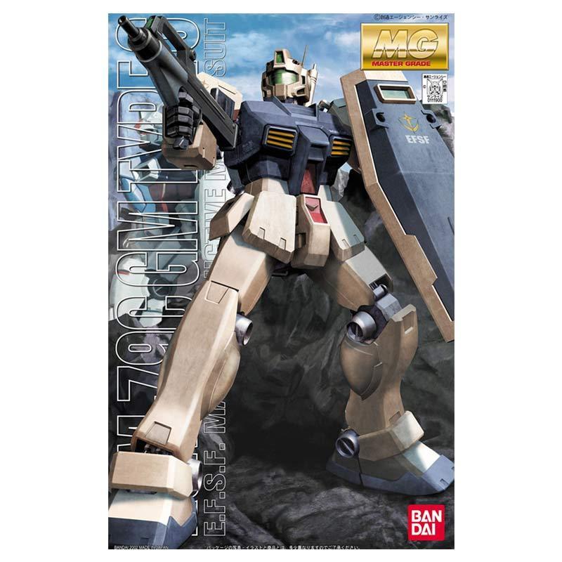 Bandai MG RGM-79C GM Type C Earth Type Model Kit [1:100]