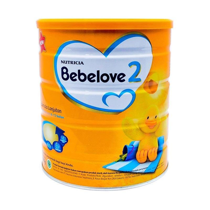 Bebelove 2 Bebenutri Susu Formula Bayi [800 g]