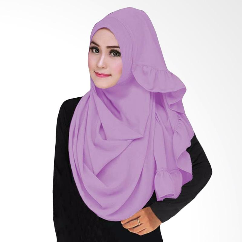 Kus Group Sarah Hijab Instant - Ungu