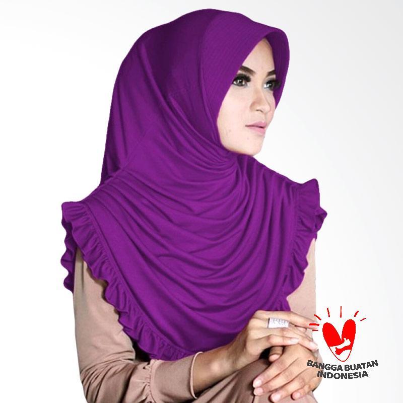 Milyarda Hijab Sofia Kerudung - Ungu