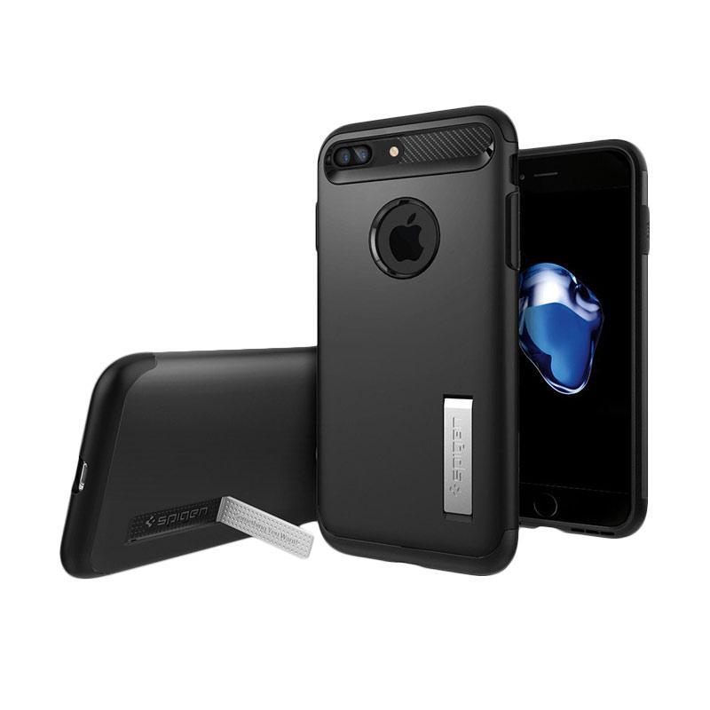 Spigen Slim Armor Casing for iPhone 7 - Black