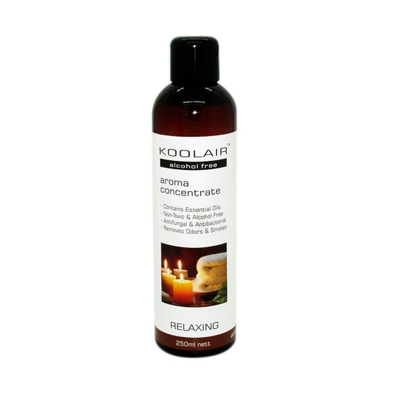 Koolair KA-205 Aroma Solution Essential Oil Aromaterapi - Relaxing [250 mL]