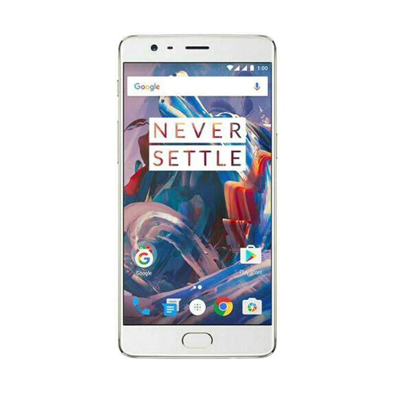 OnePlus 3T Smartphone - Soft Gold [4 GB/ 64 GB]
