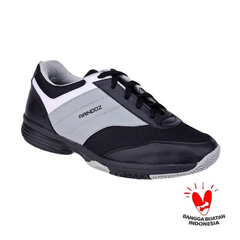 Raindoz RNW 013 Baltasar Sepatu Pria - Black