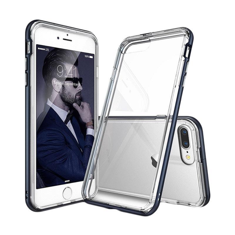 Ringke Frame Casing for iPhone 7 Plus - Slate Metal