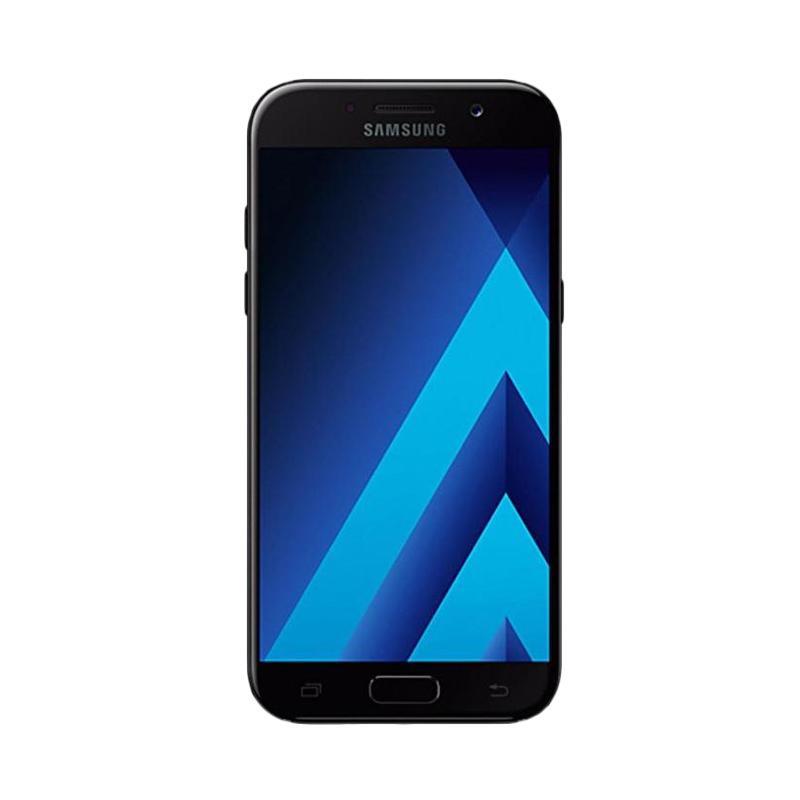 Daily Deals - Samsung Galaxy A7 2017 Smartphone - Black [32 GB/3 GB]