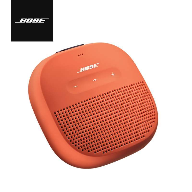 Bose SoundLink Micro Bluetooth Speaker Orange