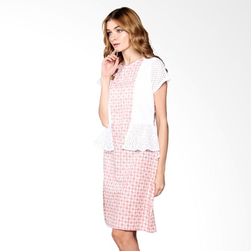 Djoemat Gembira D17-01-10 Alicia in Dress - Pink