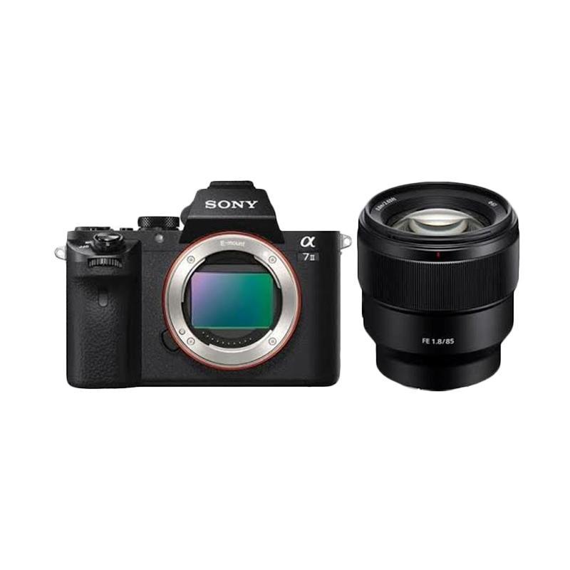 Sony A ILCE 7M2 + Lens SEL 85mm F/1.8 Full Frame