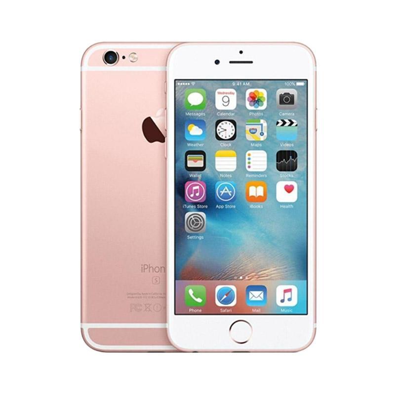 Diskon Apple iPhone 6s Plus 32 GB Smartphone – Rose Gold
