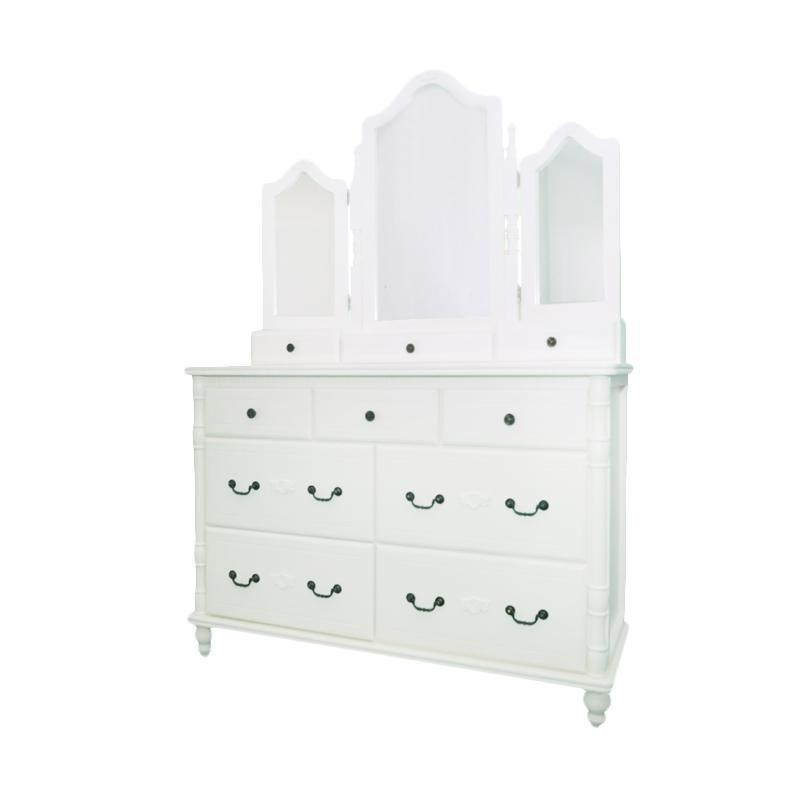 Jual Dove S Furniture Rak Serba Guna Rs 024 White Online November 2020 Blibli Com