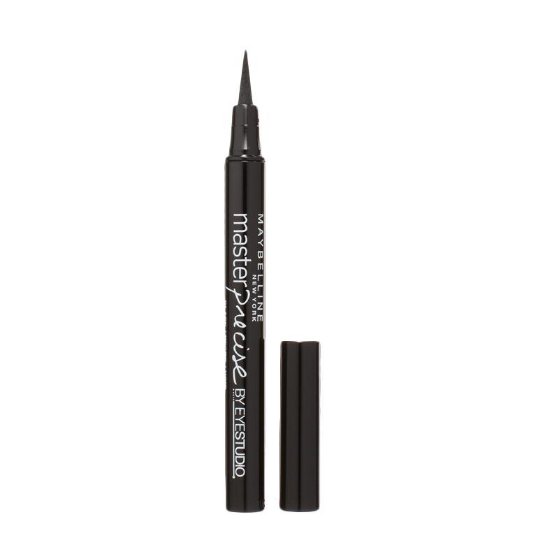 Maybelline New York Eye Studio Master Precise Liquid Eyeliner No.110 Black