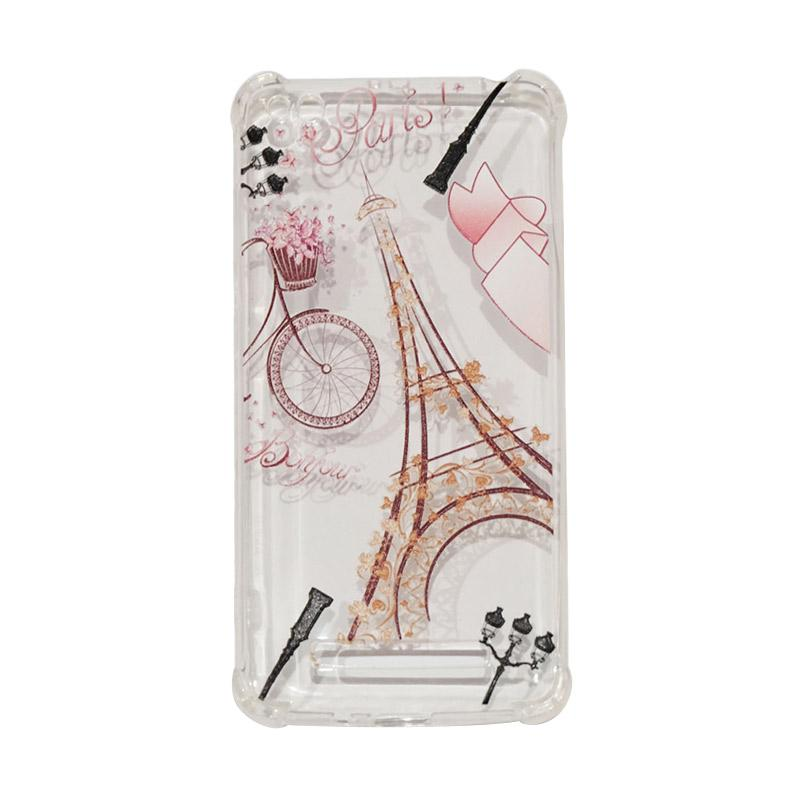 Winner Eiffel Anti Crack Silicone Casing for Xiaomi Redmi 4A