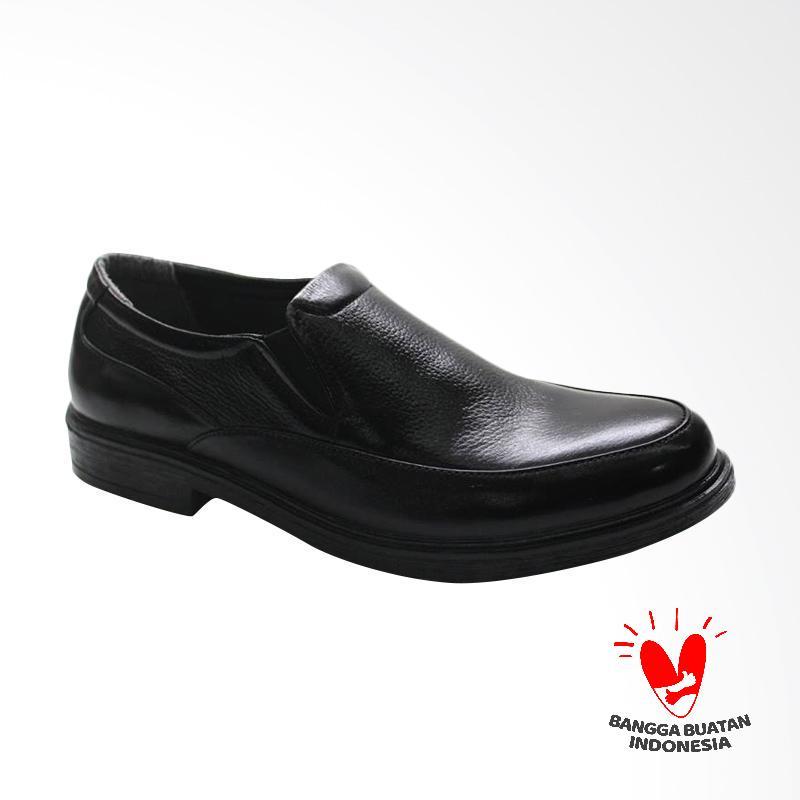 GRUTTY Sepatu Formal Pria - Hitam GR 81024