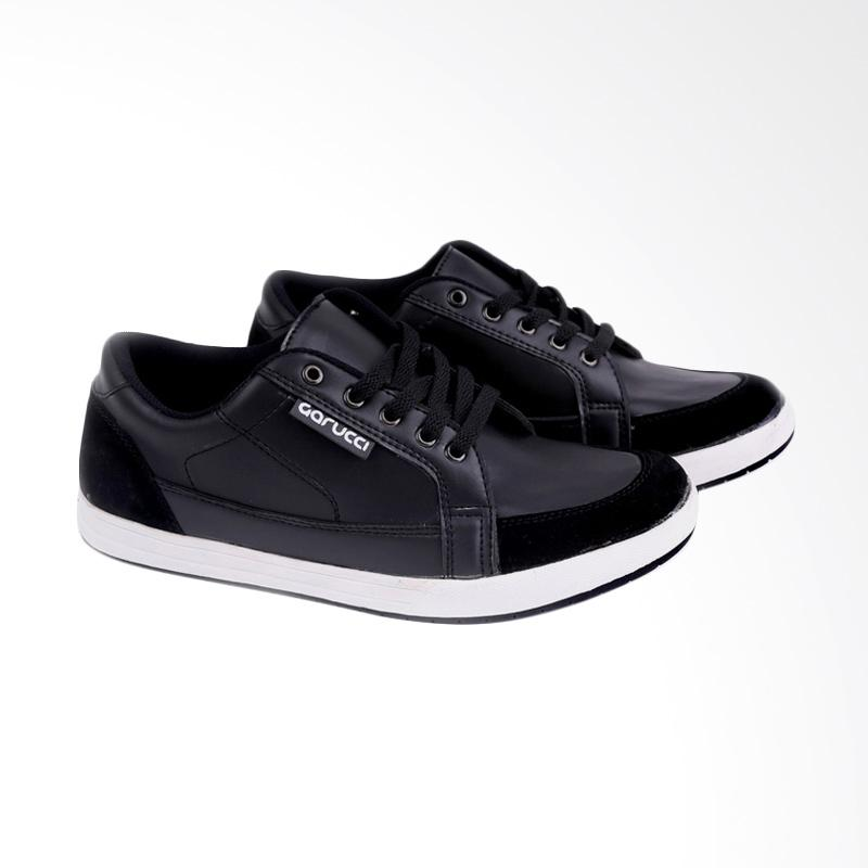 Garucci Sneakers Shoes - Black GUS 1064