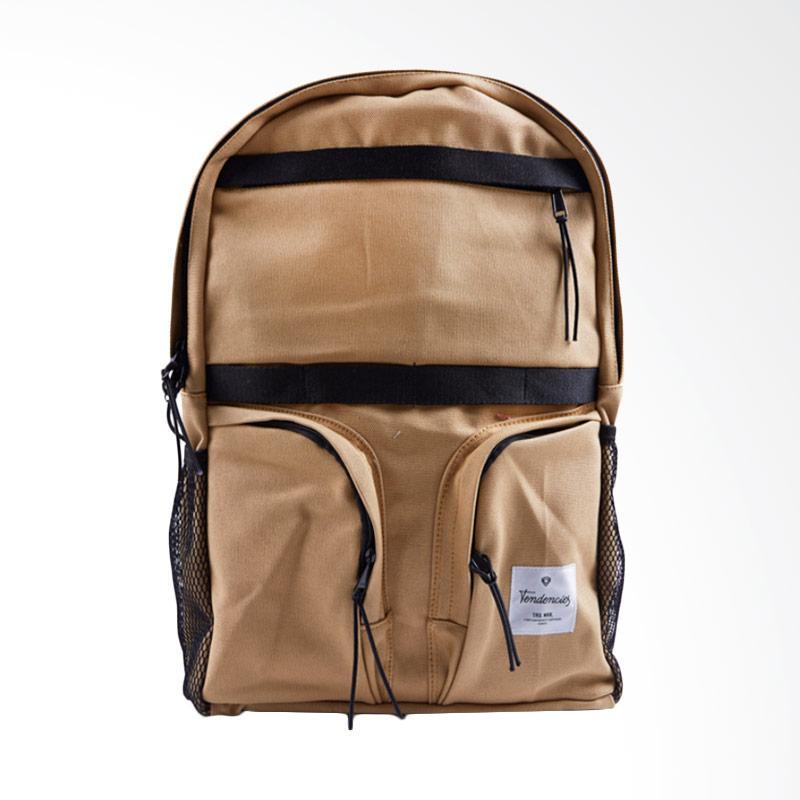 Tendencies Back Pack Opposites Tas Pria - Khaki