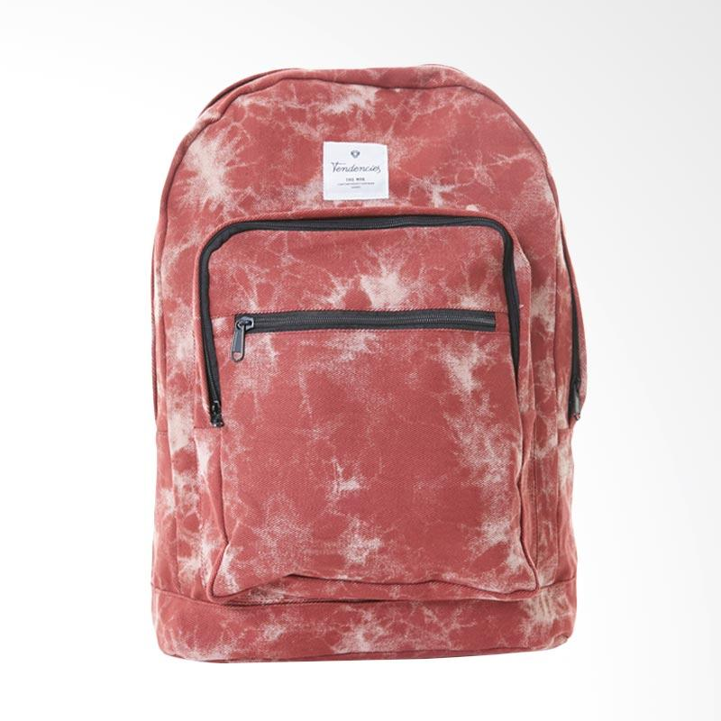 Tendencies Spotted Backpack Tas Ransel - Merah