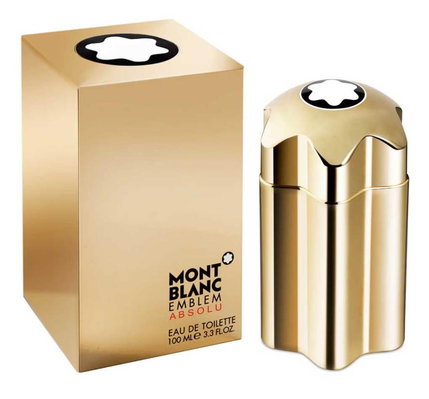 Mont Blanc Legend Absolu Eau de Toilette Parfum Pria [100 mL]