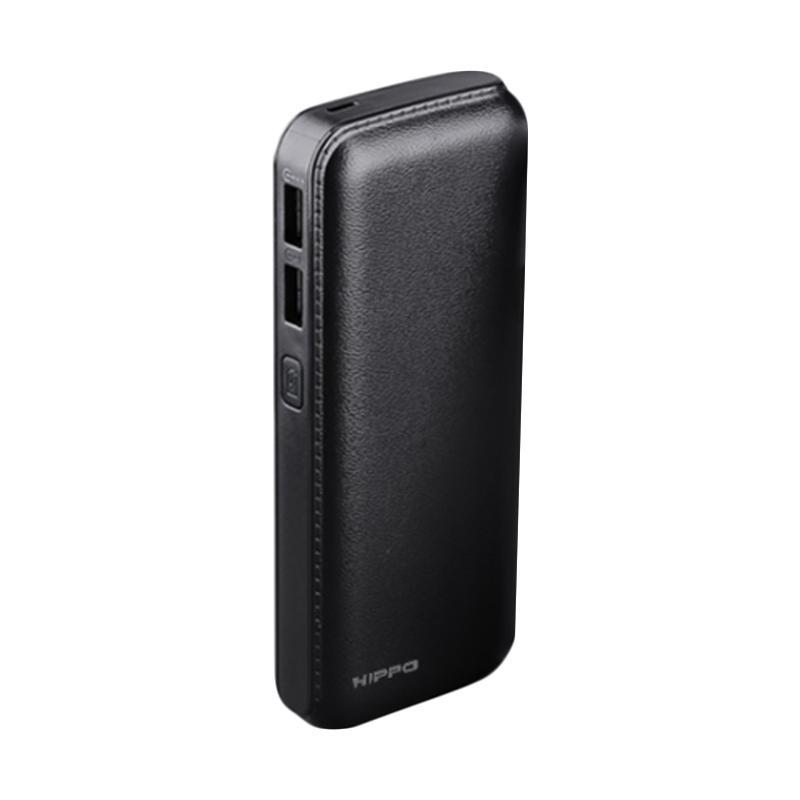 HIPPO Smore Powerbank - Black [15000 mAh/ Simple Pack]