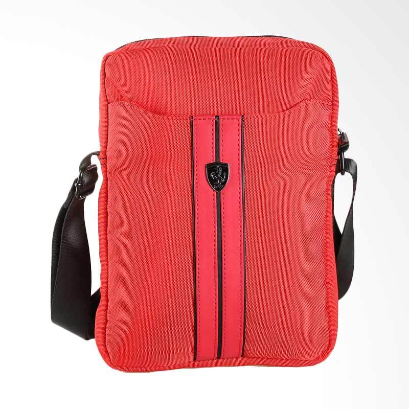Ferrari Urban Tablet Bag - Red [10 Inch]
