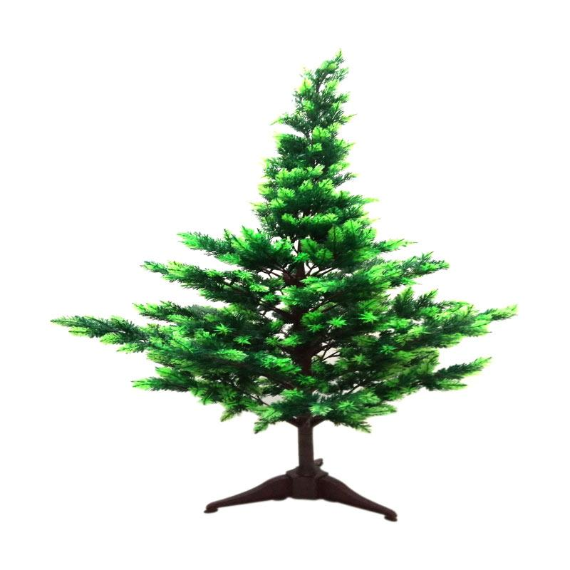 GT Flower Plastic Classic Christmas Tree [9 Feet]