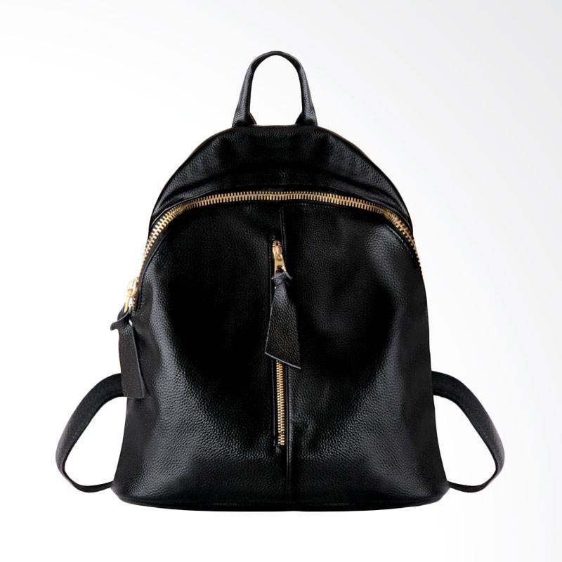 harga Mangoesteen 861 Joana Backpack - Black Blibli.com