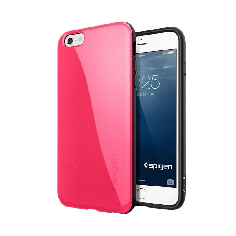 Spigen Capella Casing for iPhone 6 Plus 5.5 Inch - Azalea Pink��[Retail Packaging]