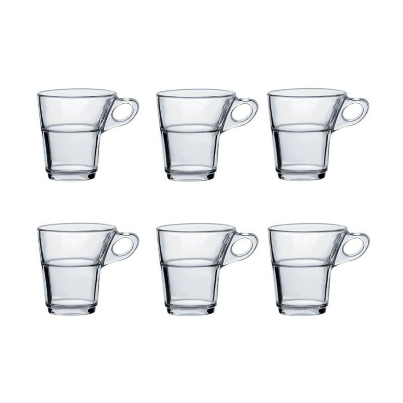 Duralex Caprice Cup Gelas [9 cl/ 90 mL/ 6 pcs]