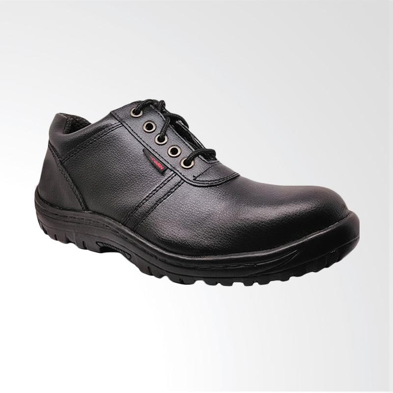 Unicorn Formal Office Safety Shoes - Black 1301 KN