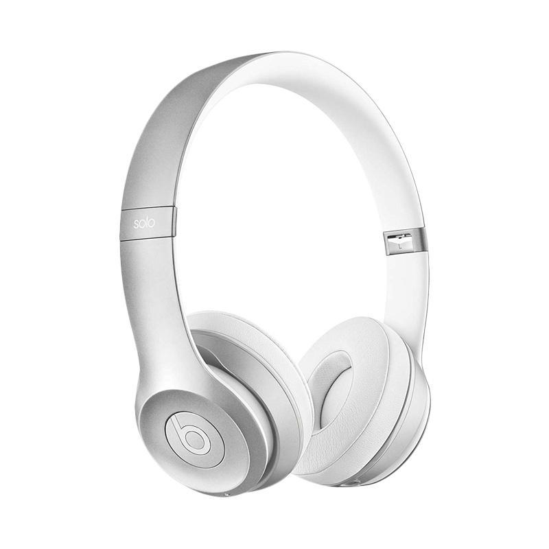 Beats Solo2 Wireless On-Ear Headphone - Silver [Old Model]