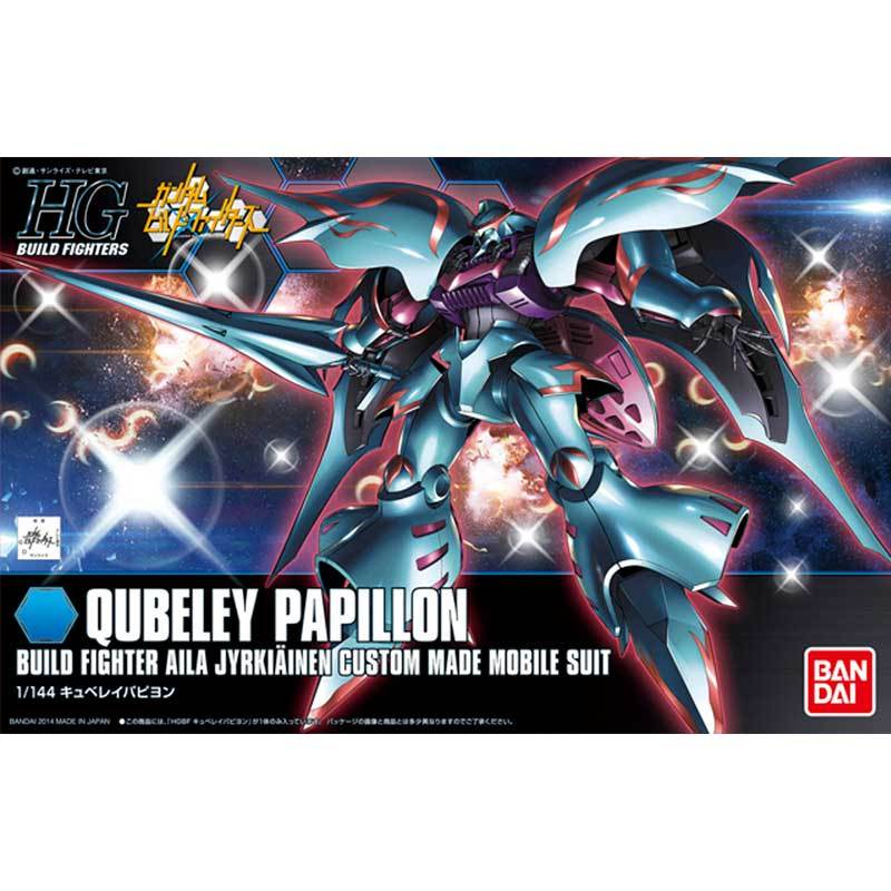 Bandai HGBF NMX-004 Qubeley Papillon Model Kit [1 : 144]
