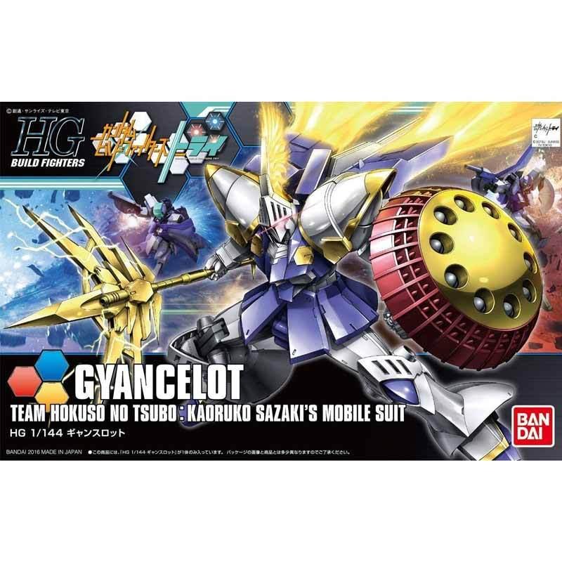 Bandai HGBF YMS-15KRT02 Gyancelot Model Kit [1:144]