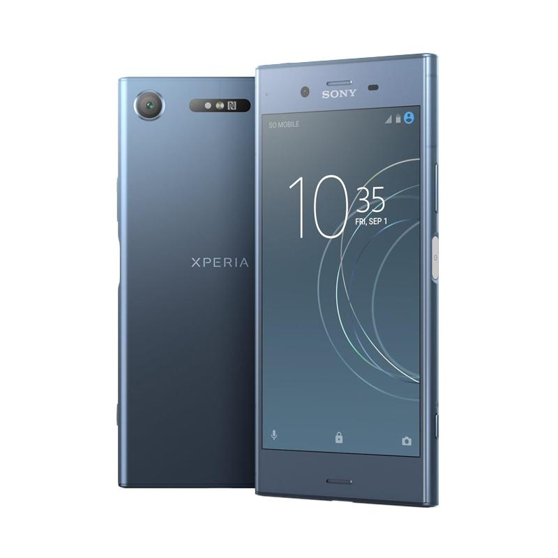SONY XPERIA XZ1 Smartphone - Blue [64GB/4GB/IP68 waterproof]