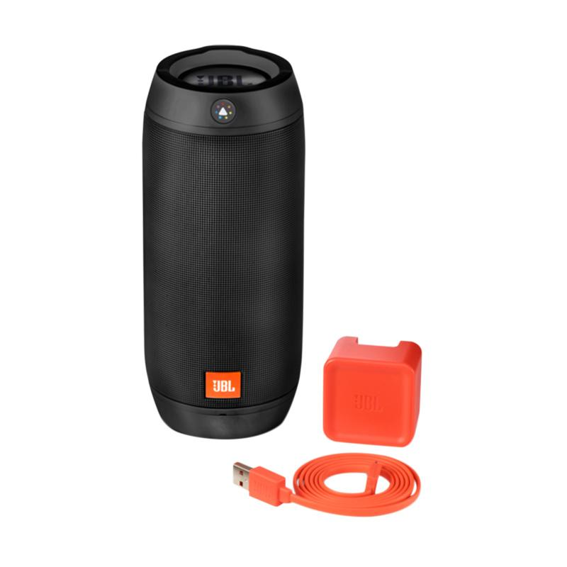 JBL Pulse 2 Bluetooth Speaker - Hitam