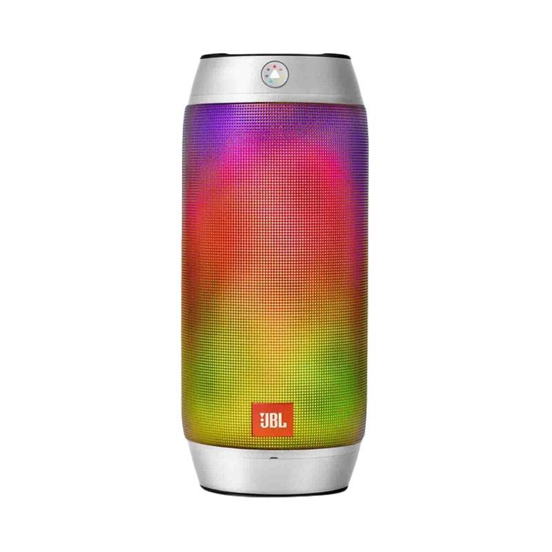 JBL Pulse 2 Bluetooth Speaker - Silver