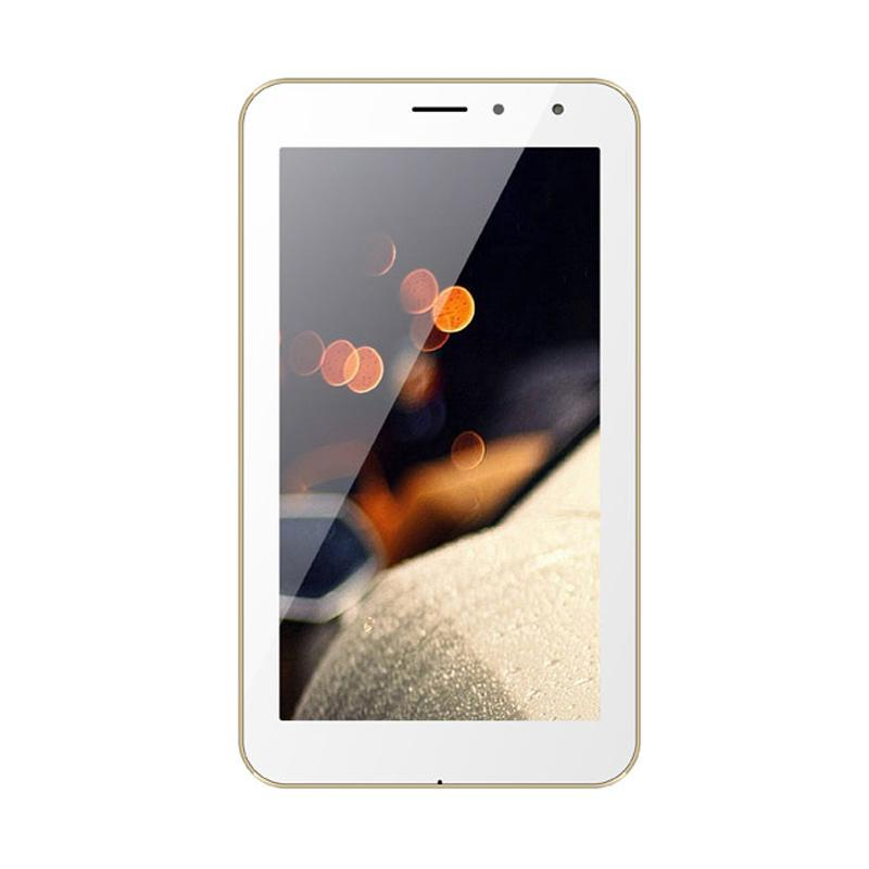 Advan Bima X i7A Tablet - White Latte [8 GB/1 GB]
