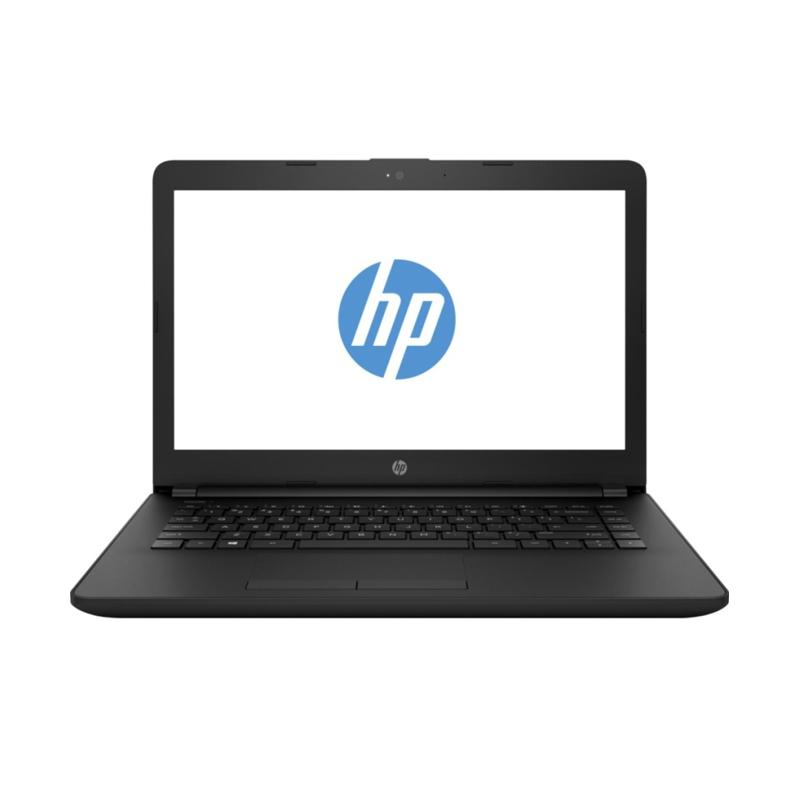 HP 14-BW015AU Notebook - Black [AMD A9-9420/4GB DDR4/14 Inch/DOS]