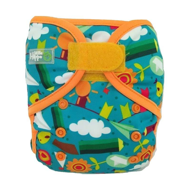 Kelebihan Kekurangan Little Hippo Clodi TeenyFit Hikouki Origami Popok Bayi Type Pants Dan Harganya