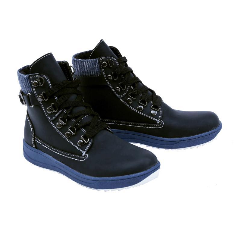 Garsel GMU 9526 Sneakers Shoes Sepatu Anak Laki - Laki