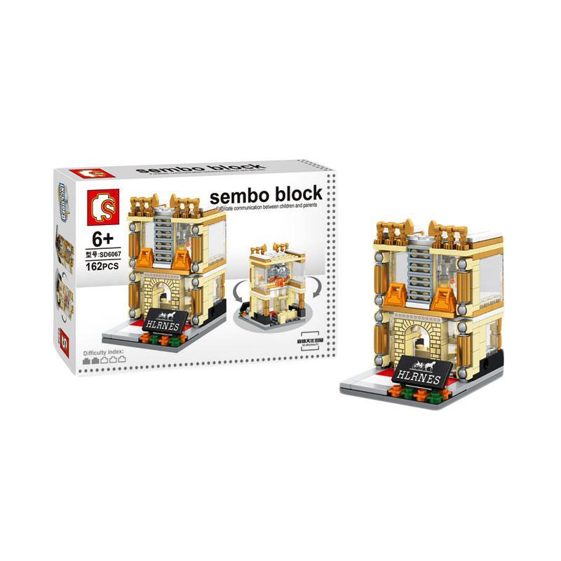 Sembo Block Hlrnes Blocks & Stacking Toys