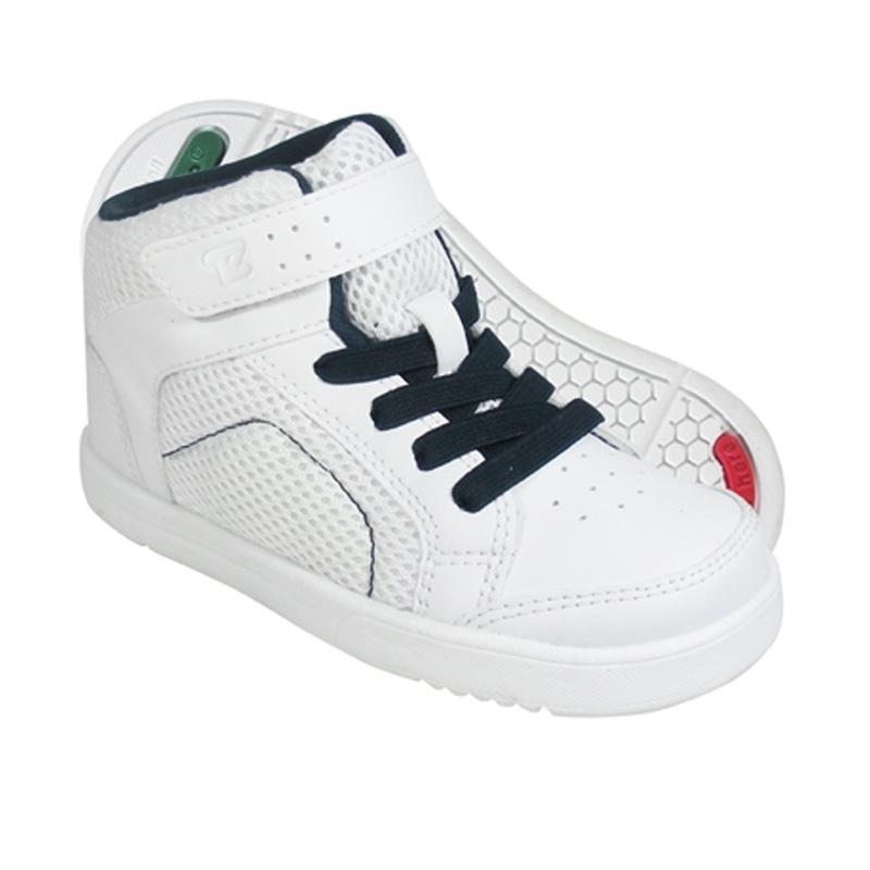 Toezone Kids Orville Ch Sepatu Anak Laki - White Navy