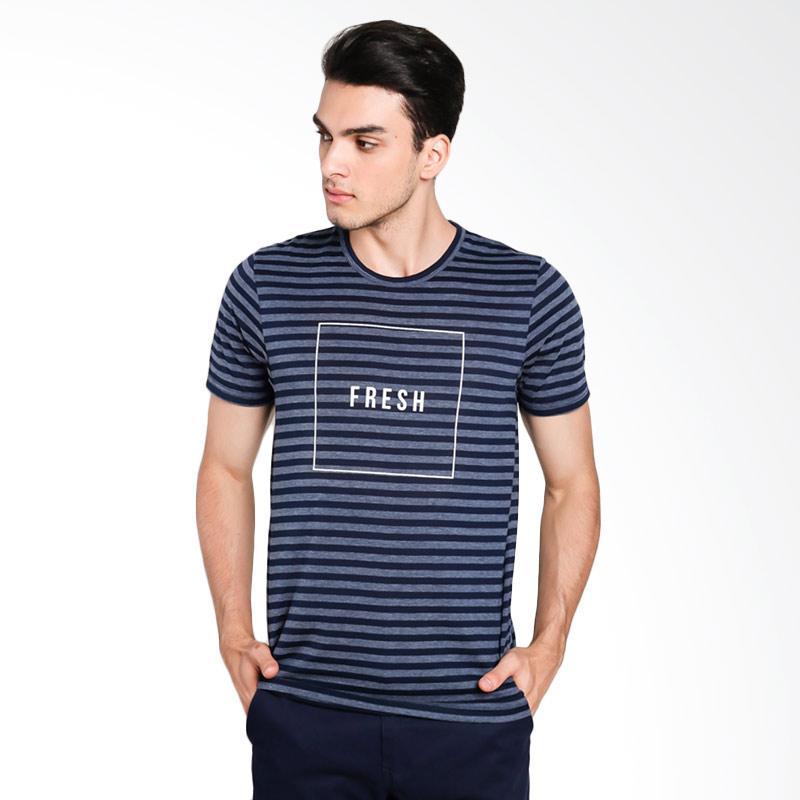Famo 2012 Men Tshirt - Blue