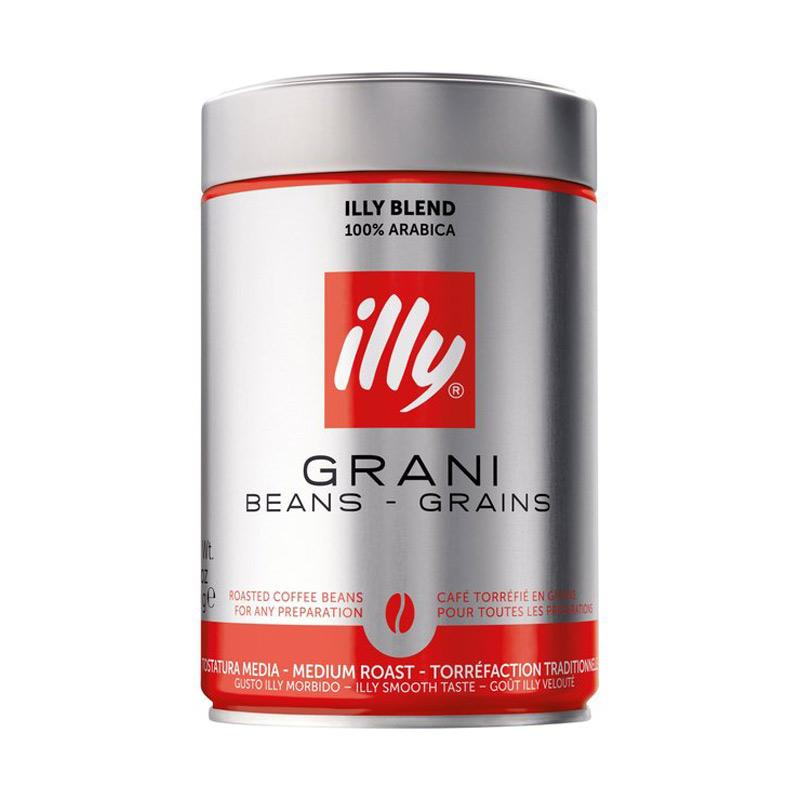 ILLY Coffee Illy Medium Roast Bean Espresso Biji Kopi