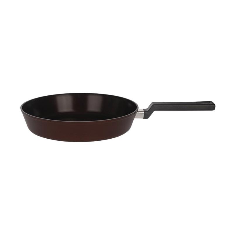 NEOFLAM Reverse Fry Pan Peralatan Memasak [28 cm]